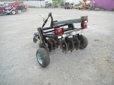 Sod Buster Tiller (Towable)